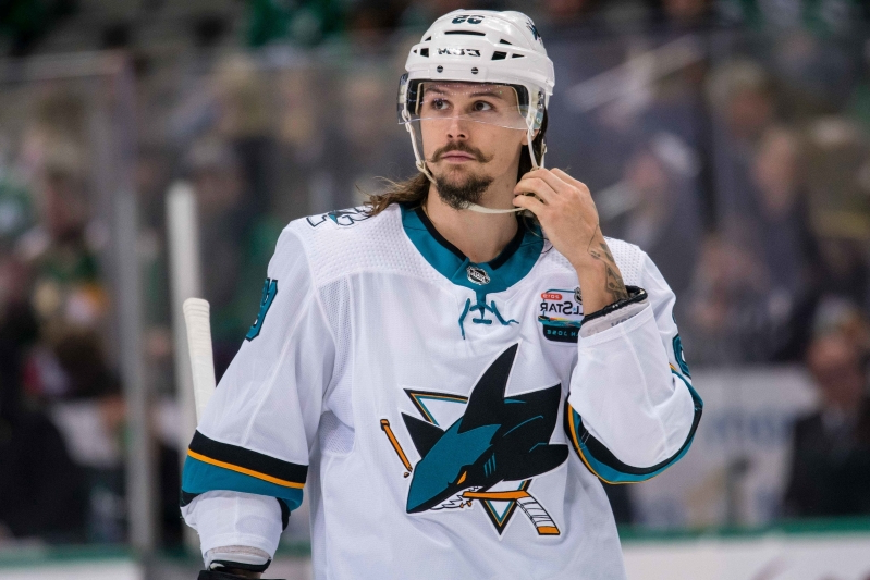 Sharks announce Erik Karlsson had 'successful' groin surgery