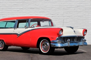 Station wagons roll out for 2019 Mecum Portland auction