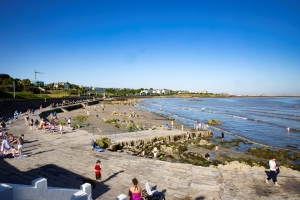 Swimmers barred from several Dublin beaches due to sewage overflow