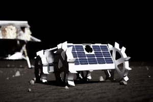This tiny rover will test how well small mobile robots can survive on the Moon