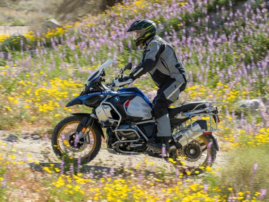 2019 BMW R 1250 GS Adventure First Ride