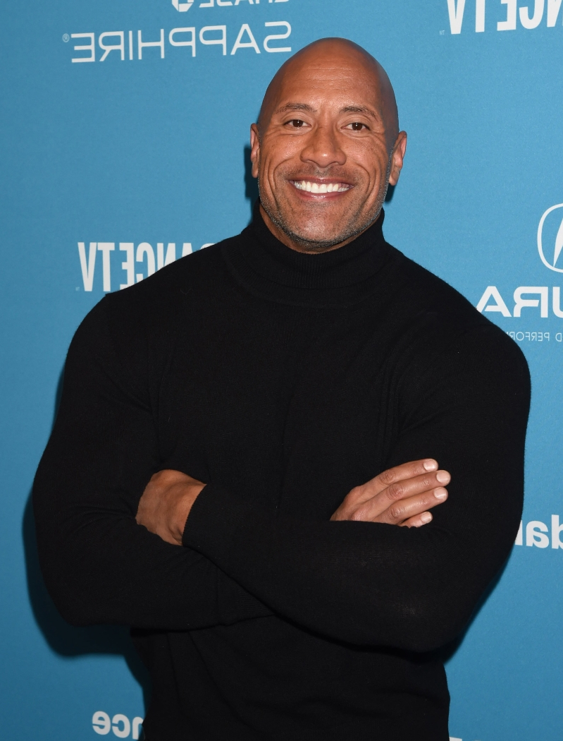 Dwayne Johnson is now legally a journalist