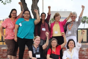 Eight Texas women form group to help migrants