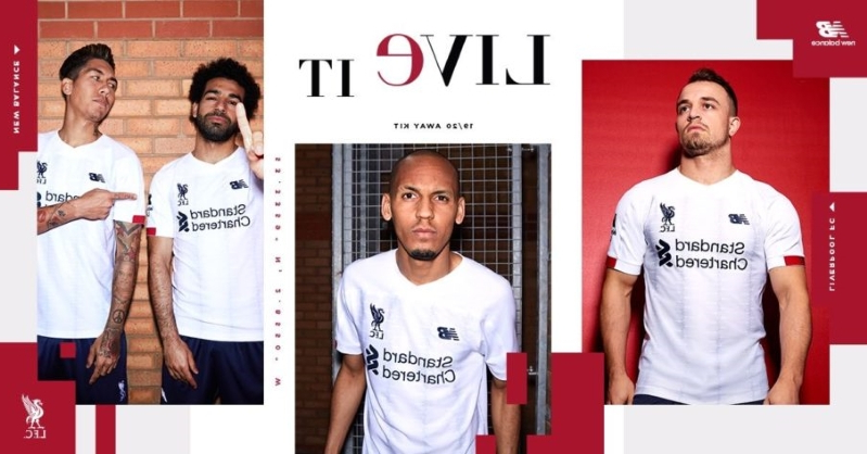 75c58f95cc9 Sport: Liverpool FC launch new away kit for 2019/20 - PressFrom ...