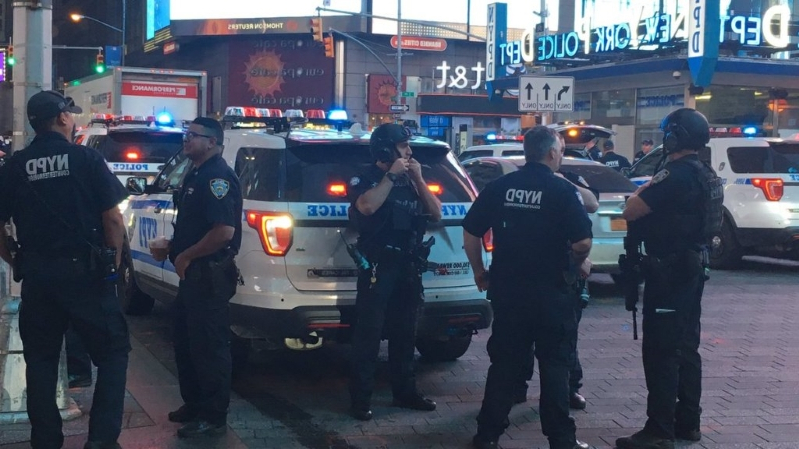 Man Arrested While Trying To Buy Explosives To Attack Times Square, Police Sources Say