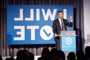 Presidential hopefuls Joe Biden, Beto O'Rourke share talking points at DNC fundraiser in Atlanta