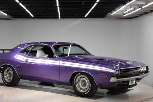 Set Of Rare 1971 Challengers Up For Grabs