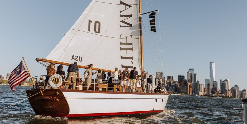 This Hotel Yacht is the Best Secret Spot for After-Work Drinks in New York