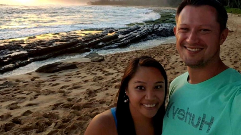 'We have been throwing up for 8 hours': Couple who died in Fiji texted relatives