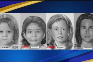 Woman, 2 children found in barrels in state park identified, officials say