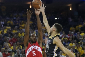 Bruce Arthur: Raptors break the damaged Warriors to move to within one game of NBA title