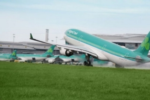 Dublin Airport bound Aer Lingus jet forced to divert to Canada due to medical emergency