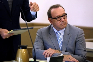 Judge: Spacey accuser's phone must be turned over to defence