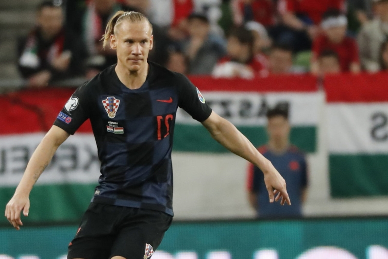 Norwich set to rival Wolves for Domagoj Vida