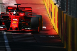 Vettel snatches Canadian GP pole from Hamilton
