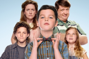 Cast of Young Sheldon to attend the 2019 Logie Awards