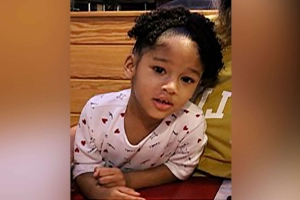 Memorial service for slain 4-year-old Maleah Davis draws crowd where body was found