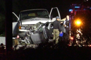 Two killed in head-on Fremont Township crash