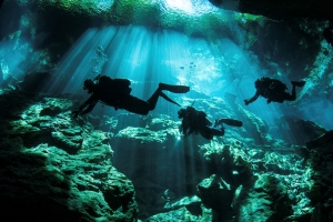 Underwater caves that will mesmerize you