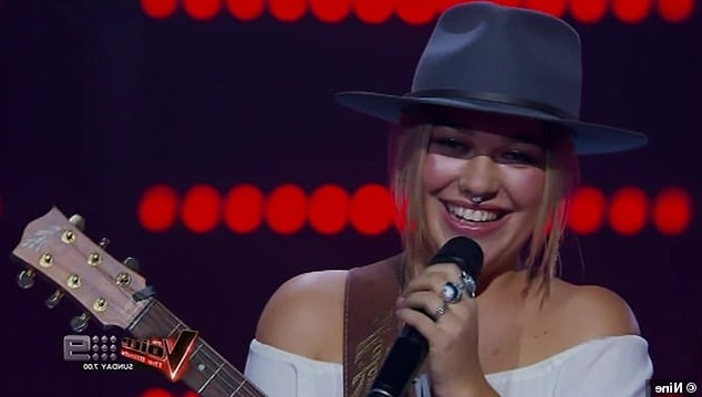 'We don't have history together': Guy Sebastian awkwardly SNUBS The Voice All Star Sheldon Riley ...despite already knowing him from X Factor on which he'd dubbed the budding star 'a young Bruno Mars'