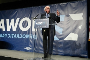 Bernie Sanders warns nominating Biden could deliver Trump second term