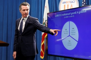 California to become the first state to extend health benefits to some who live in US illegally