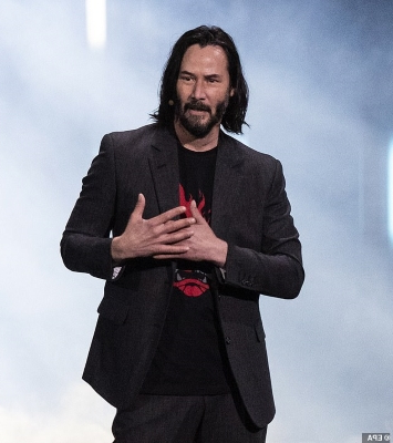 Keanu Reeves announced as a character in upcoming video game Cyberpunk 2077