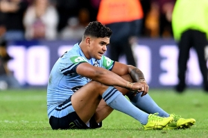 State of Origin: Latrell Mitchell could be a distraction for Blues, says Phil Gould