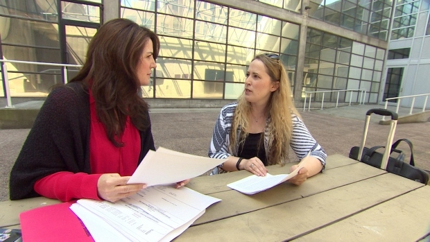 Sunday school teacher says she was strip-searched at Vancouver airport after angry guard failed to find drugs