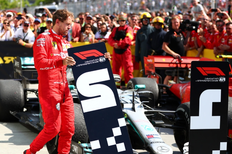 Vettel: Penalty decision damaging F1 popularity