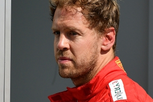 Vettel's angry F1 protest after 'stolen race'