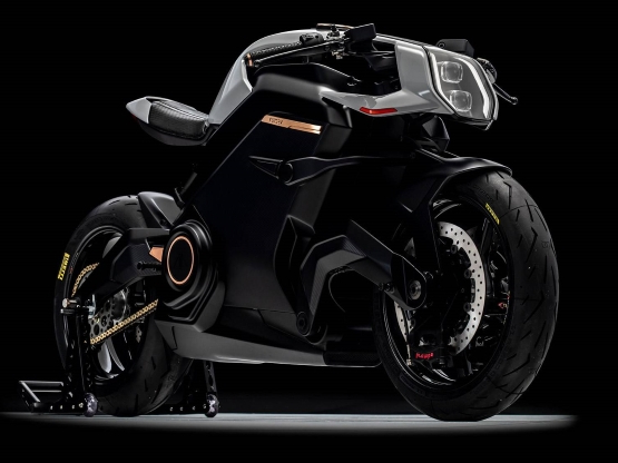 $114,000 Arc Vector Electric Motorcycle To Go Into Production In 2020