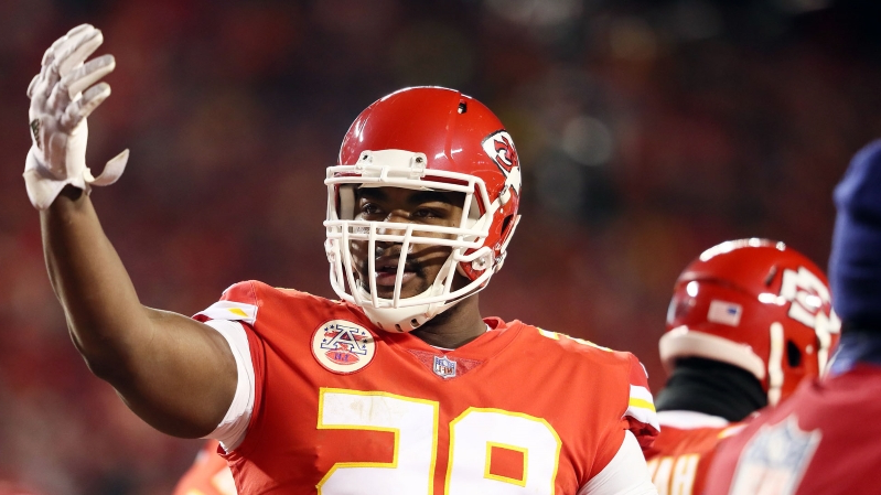 All-Pro defensive tackle Chris Jones absent from Chiefs minicamp