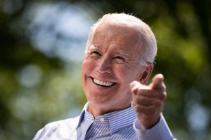 Biden leads Trump by 'landslide proportions' in new national poll