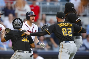 Braves' Josh Donaldson, Pirates' Joe Musgrove ejected as benches clear