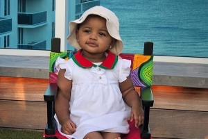 Cardi B posts heart-melting photos of baby girl Kulture to Instagram as she celebrates 11 month mark
