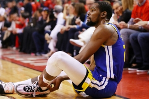 ESPN's Jalen Rose says support for Kevin Durant following Achilles injury is 'phony'