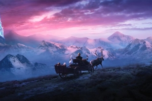 Frozen 2 trailer takes Anna and Elsa on a journey North into the unknown