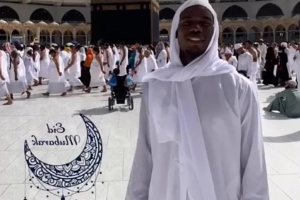 'I prayed once with my friends and I felt different. I felt really good. It makes me a better person': After returning from pilgrimage to Mecca, Paul Pogba opens up on becoming a Muslim and why he turned to religion
