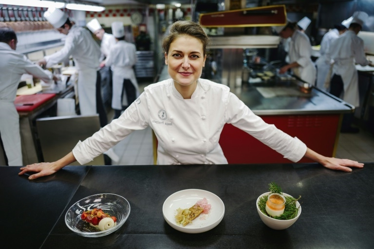 Food Inventor Of Guilt Free Desserts Is World S Top Pastry