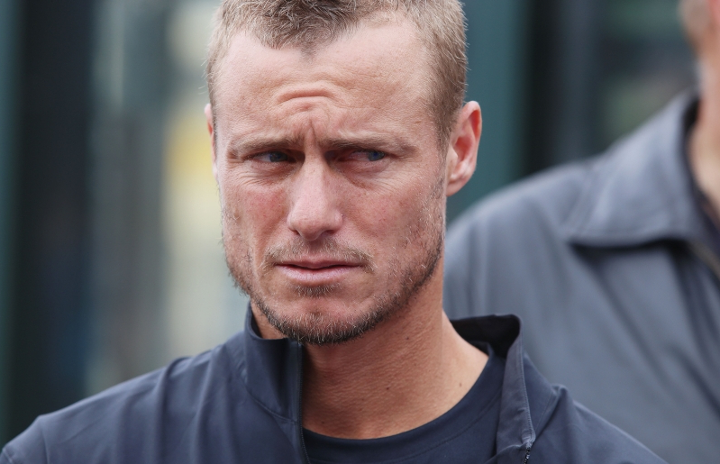 Lleyton Hewitt's former West Lakes mansion hit by molotov cocktail