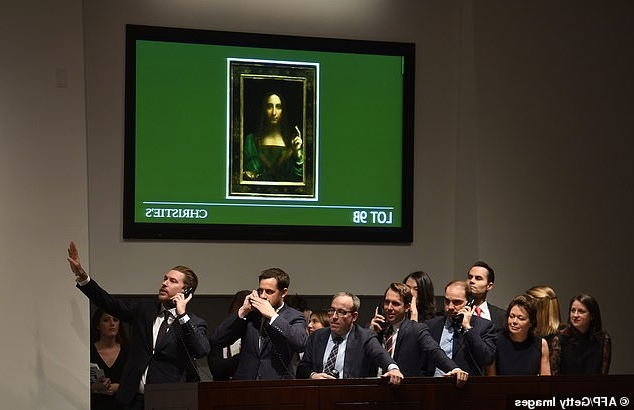 'Missing' £350million Leonardo masterpiece Salvator Mundi 'is on Saudi crown prince's yacht that he bought off Russian vodka tycoon for £400m'