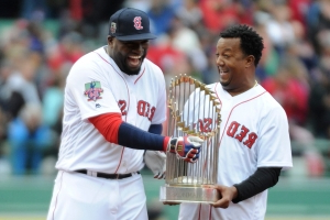Pedro Martinez breaks down in tears while talking about David Ortiz shooting