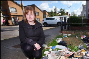 'Suckerpunch' for Ballymun as town is ranked country's biggest litter blackspot