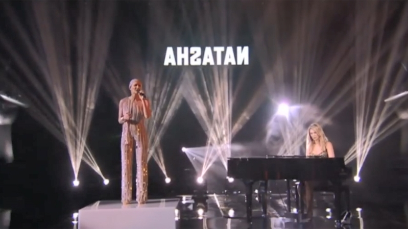 The Voice 2019: Natasha Stuart on her moving performance with coach Delta Goodrem