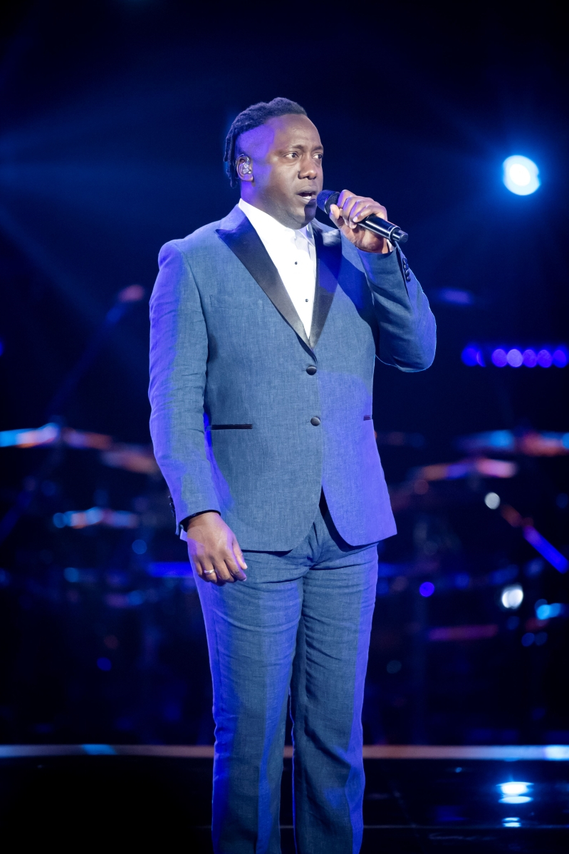 The Voice 2019: The heartbreaking reason why Henry Olonga froze on stage during the Knockouts
