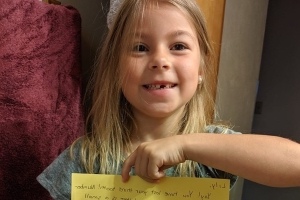This Teacher's Letter to the Tooth Fairy on Behalf of a First Grader Will Make You Smile