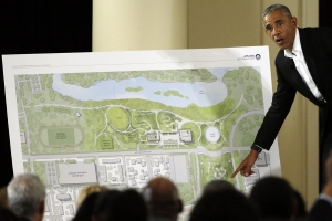 US judge: Construction on Obama center should proceed