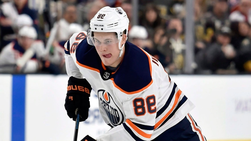 free shipping e8fca a7061 Sports: What does the future hold for Jesse Puljujarvi and ...