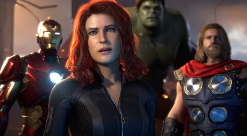 5 takeaways from the Marvel's Avengers E3 gameplay demo